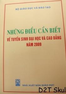 tuyen-sinh-2009